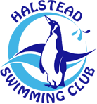 Halstead Swimming Club logo