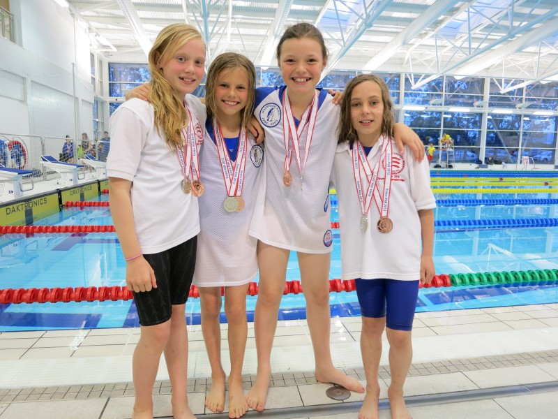 Essex Relay Championships June 2012 Halstead Swimming Club