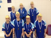 Swimmer of the month - Junior Boys and Girls Relay Teams