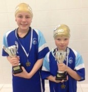 Swimmer of the month - Keira Harris & Lachlan Brooks