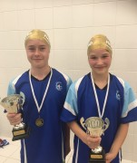 Swimmer of the month - Harry and Hermonie