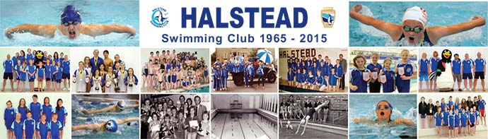 Fifty years of Halstead Swimming Club, Essex